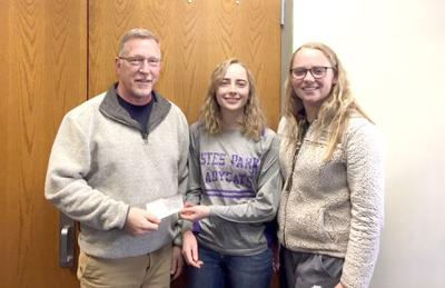 Equine Club Donates $500 To Crossroads Ministry