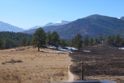East Troublesome Fire - RMNP