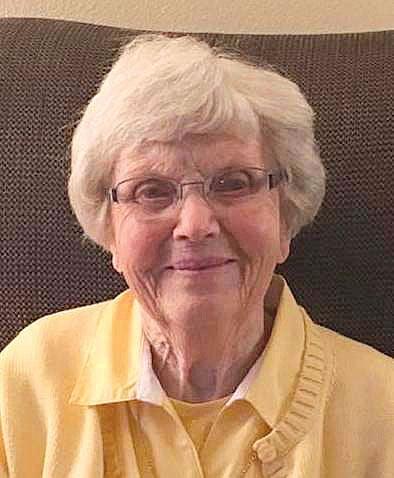 Phyllis Ruth Burnett Thomas