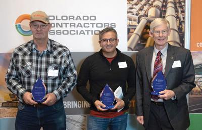 Stream Rehabilitation Work On Fish Creek Receives Statewide Award
