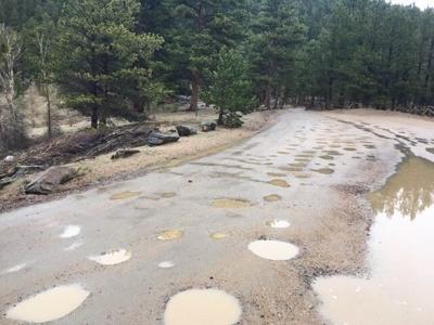 Wild Basin Road Repairs