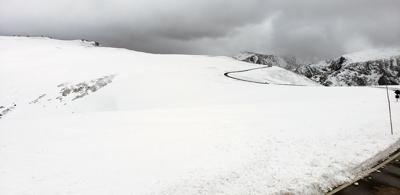 Trail Ridge Road Opens For The Season