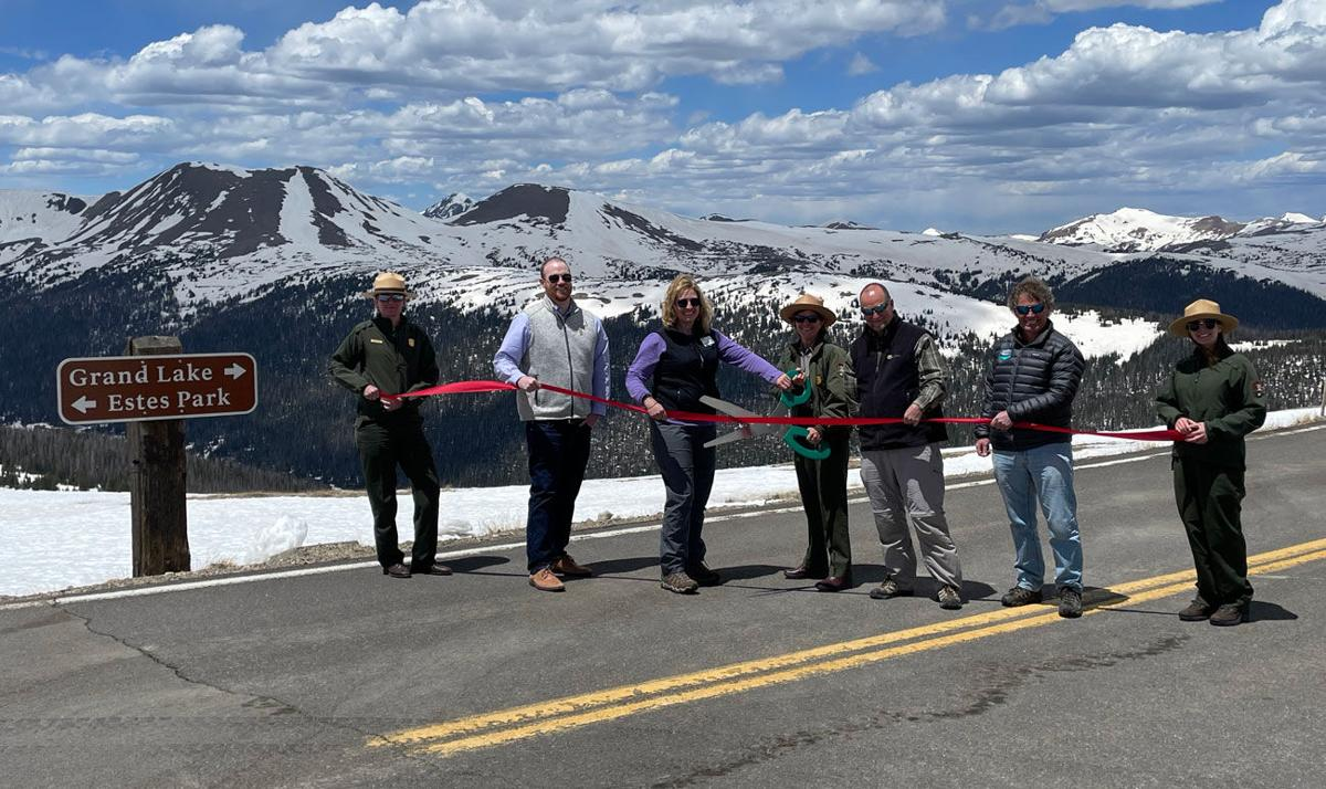 Trail Ridge Road Opens For The Season