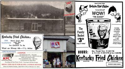 Estes Park Archives Program On Estes Park's Kentucky Fried Chicken