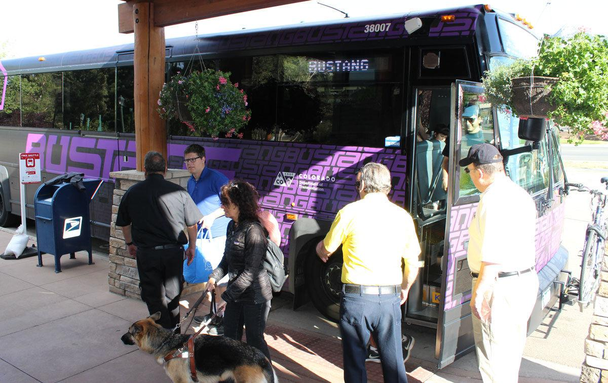 Bustang Service Comes To Estes Park