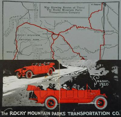 Estes Park Archives Program