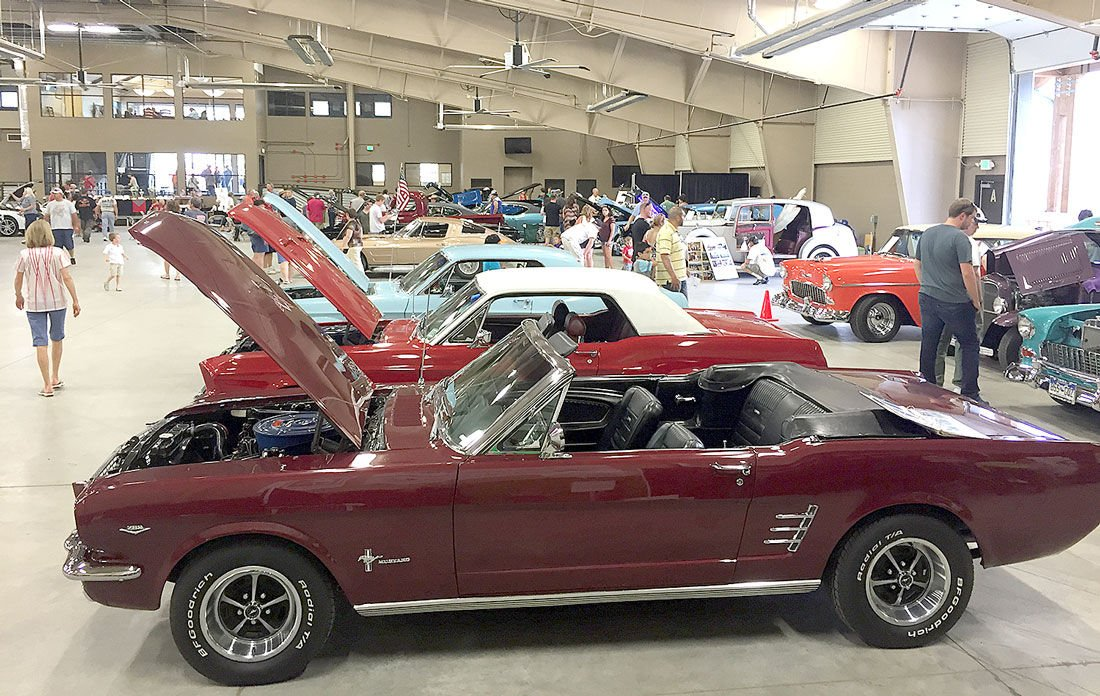 Coolest Car Show July Celebrating Years Featured Articles - Classic pony car shows