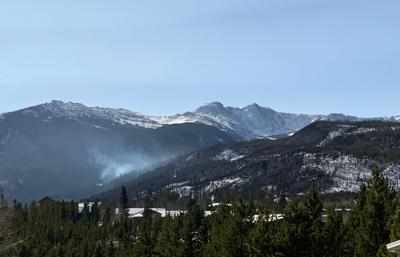 Cameron Peak Fire - Pingree Park