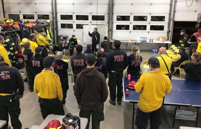Estes Valley Fire Protection District - East Troublesome Fire