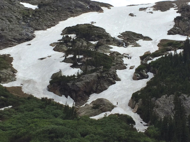 Sundance Mtn Rescue - Rocky Mountain National Park