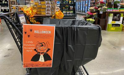 Halloween Candy Donations Being Accepted