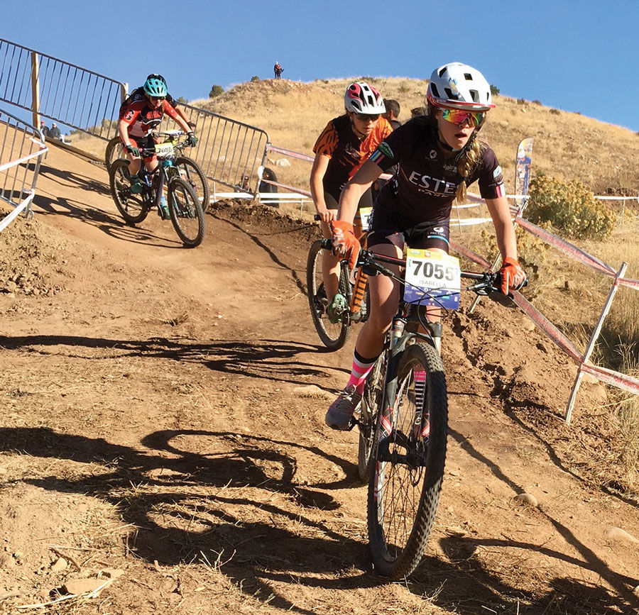 Estes Park Mountain Bike Team