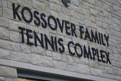Tennis teams get new facilities