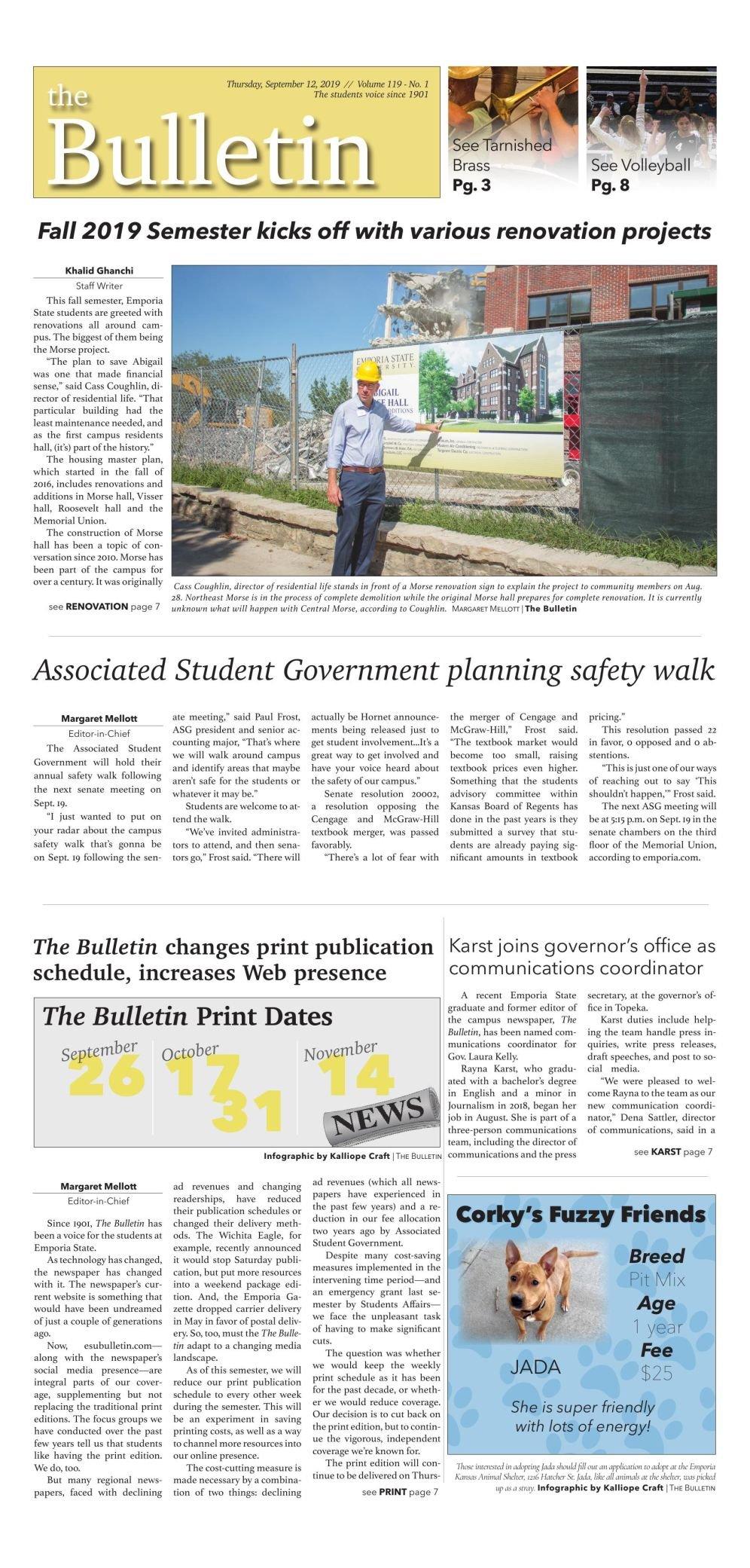 Full Issue, September 12, 2019