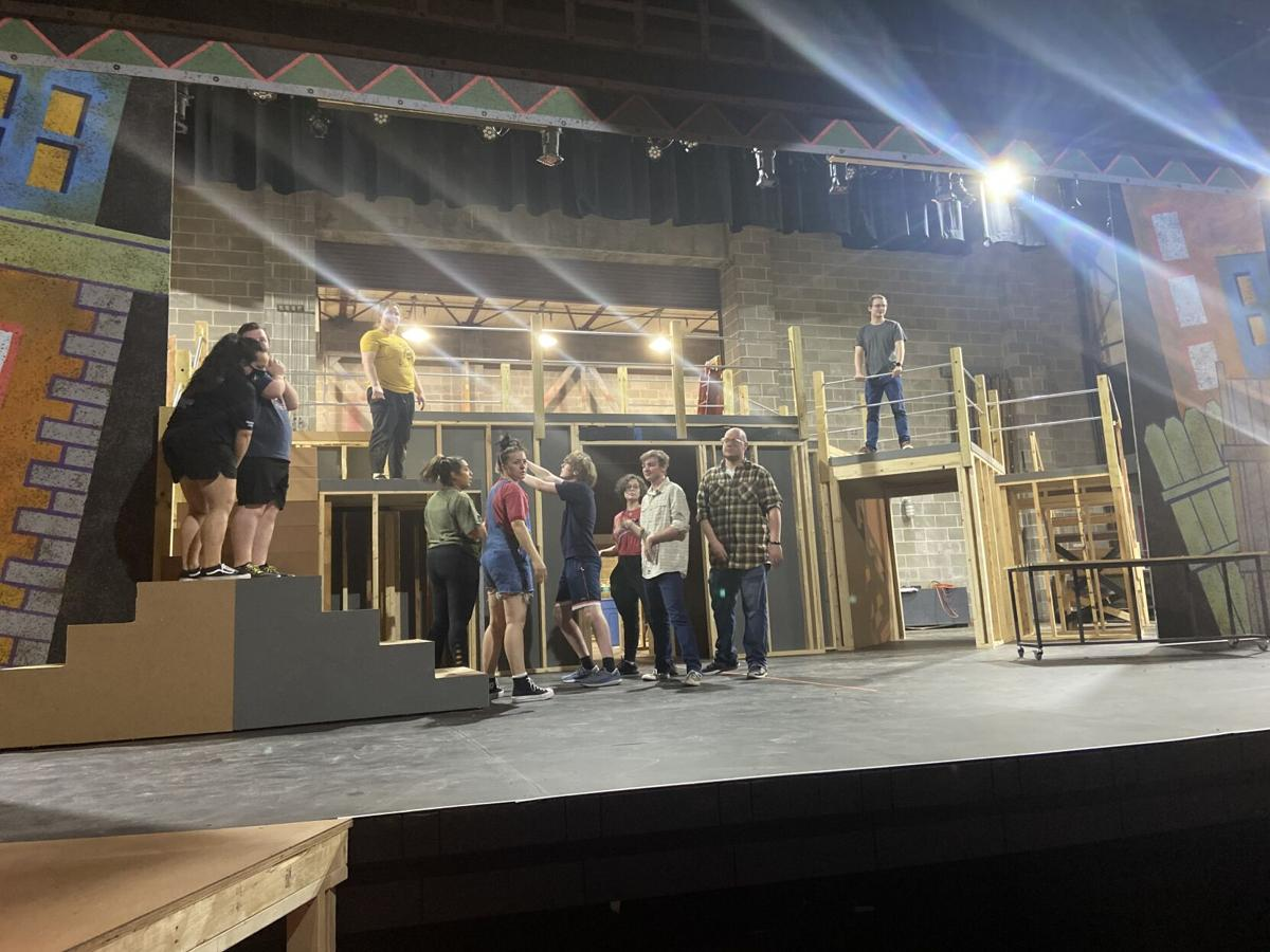 Homecoming musical a twist on satire