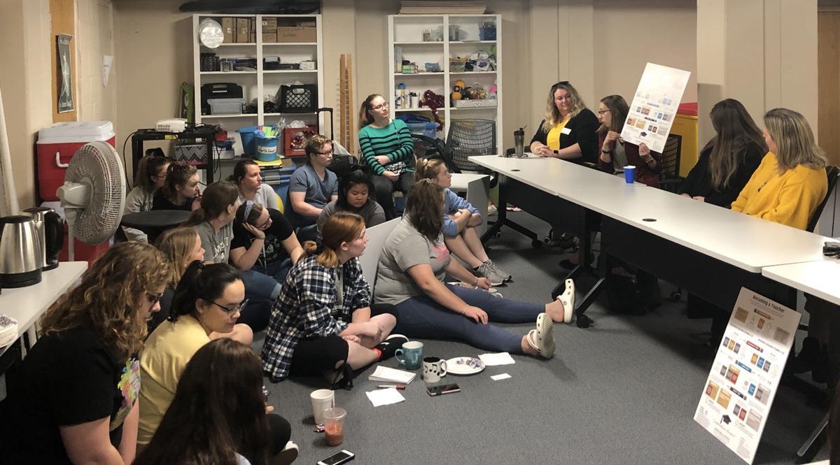 "First ""Tea the Teacher's College"" event held"