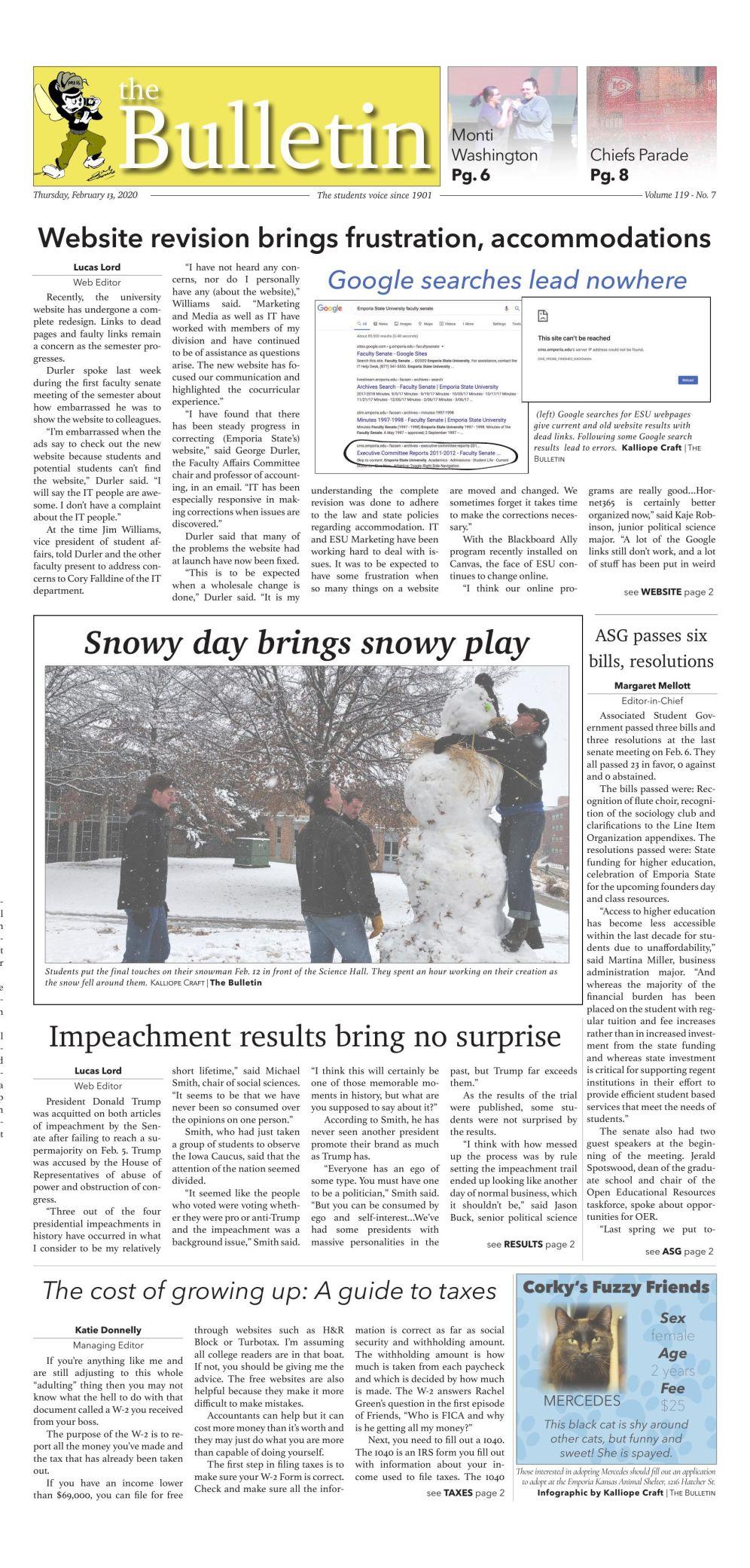 Full Issue, February 13, 2020