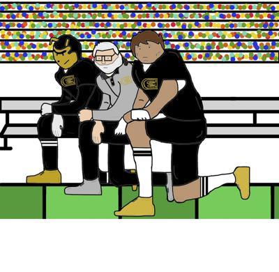 Take a Knee Cartoon
