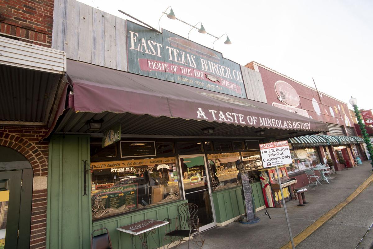 East Texas Burger Co.