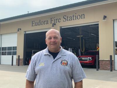 Fire chief Ken Keiter