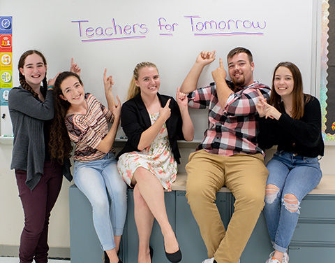 Teachers for Tomorrow