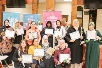 Islamic Relief USA-supported Sewing Program to hold