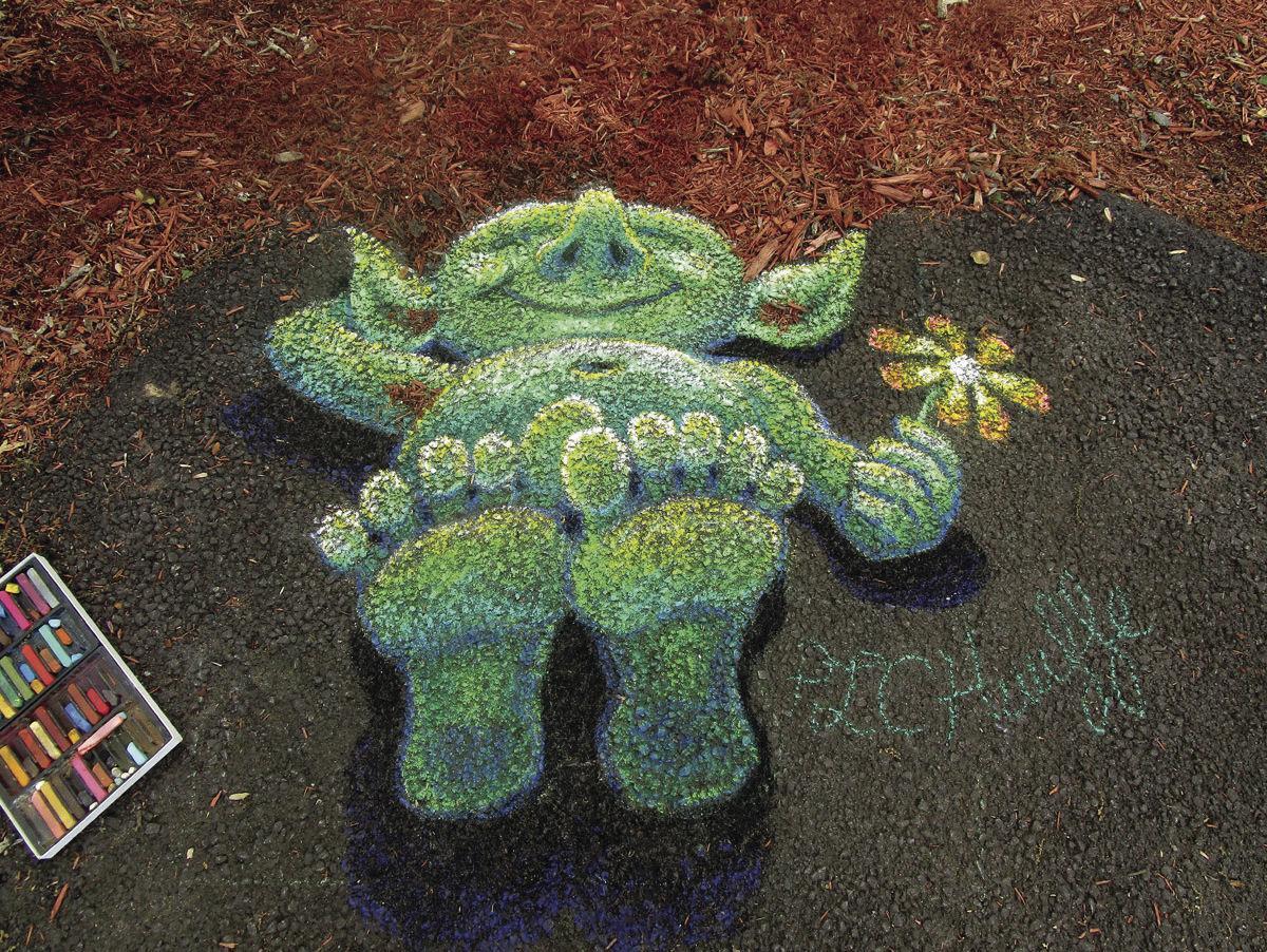 Tabby the Mulch Troll