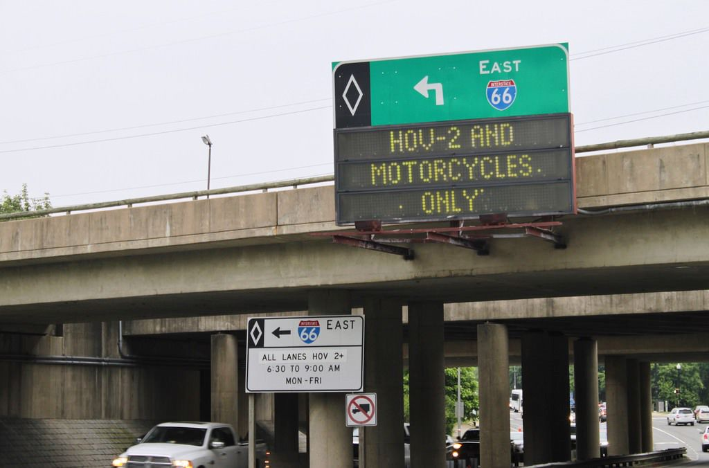 I-66 Inside the Beltway tolls now active | Articles | fairfaxtimes.com
