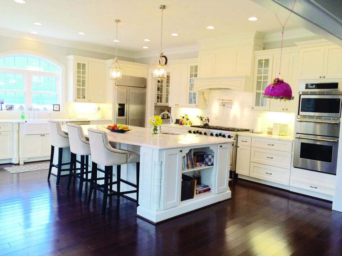 Cooking class highlights modular home's custom kitchen design ...
