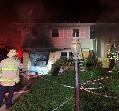 West Springfield house fire