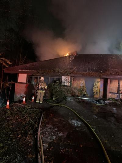 McLean house fire