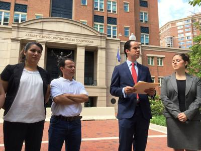 Latino families file federal civil rights lawsuit against