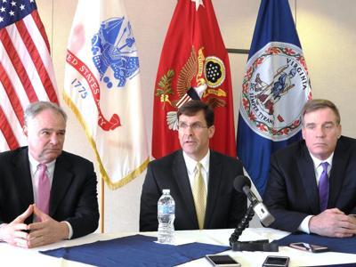 Senators address systemic complaints at Fort Belvoir, say