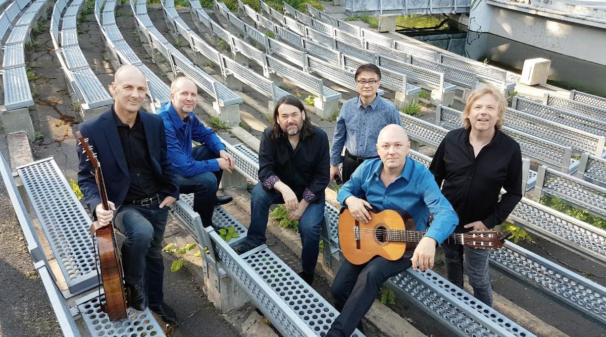 California Guitar Trio + Montreal Guitare Trio - Publicity Images - 2017