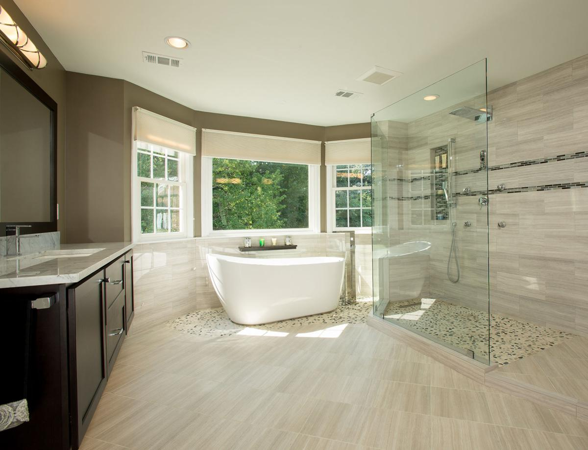 What goes into a spa bath that wins a National \'Contractor of the ...