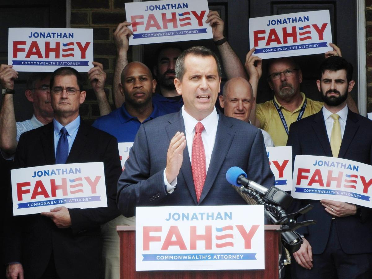 Former Fairfax County prosecutor launches independent bid