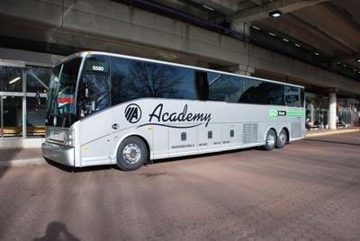 Go Buses offers new route from Fairfax County to New York ...