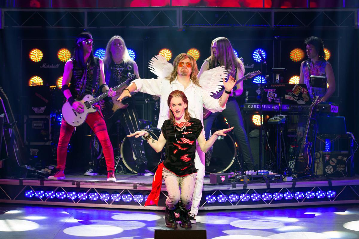 14_Ryan M. Hunt and John-Michael Breen in ROCK OF AGES National Tour - Jeremy Daniel, 2018.jpg