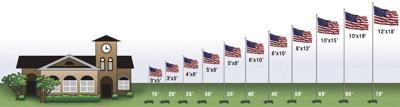Flag regulations