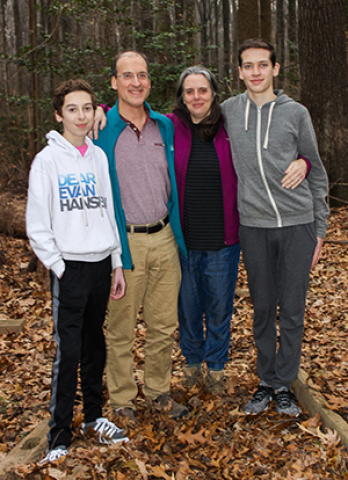 The Lazar Family