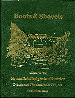 Boots and Shovels Front Cover