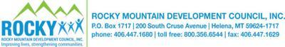 Rocky Mountain Development Council, Inc. (RMDC) Logo