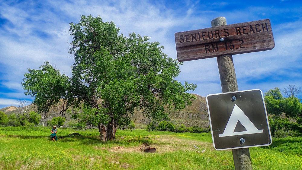 Senieur's Reach Recreation Area, Elpel
