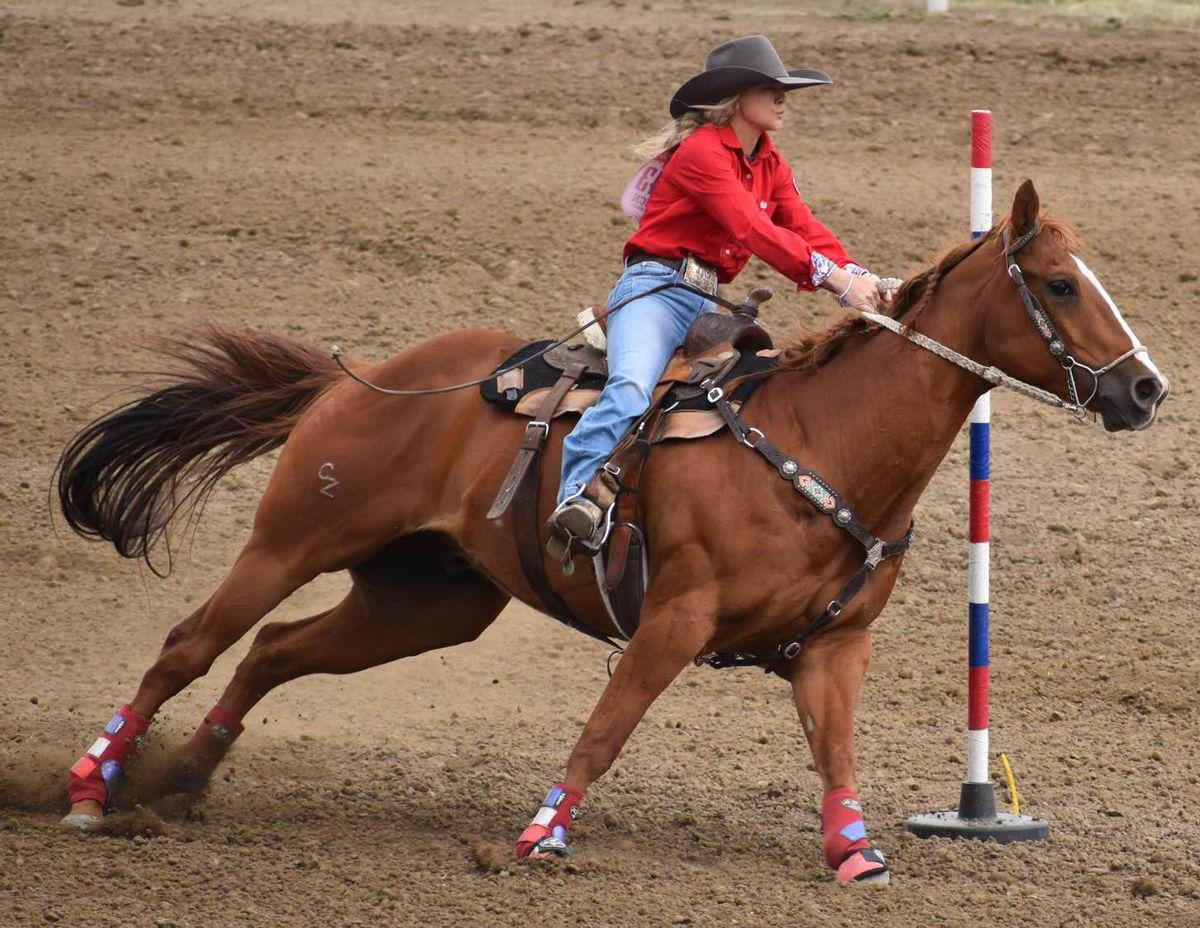 Power's Olivia Grimsley Qualifies For National Finals Rodeo
