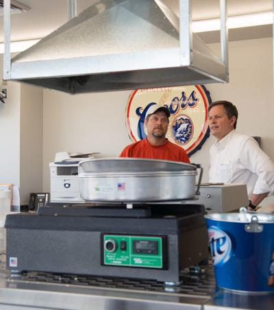 Rep. Daines Tours MillerCoors Barley Facility In Power (2014)