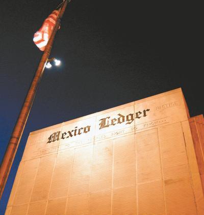 Mexico Ledger, Mexico, MO.