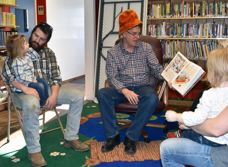 Fairfield Library Has Last Reading Day For 2018