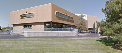 The Great Falls Tribune building