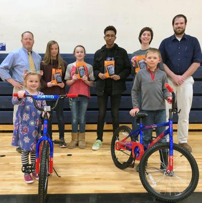 """Augusta Masonic Lodge Awards """"Kindles for Kids"""" And """"Bikes for Books"""""""