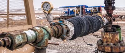 The number of drilled but uncompleted wells in the United States continues to climb